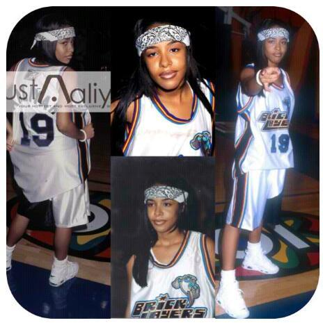 Aaliyah's swag over everythinggg!    Instagram @aaliyahdanahaughton