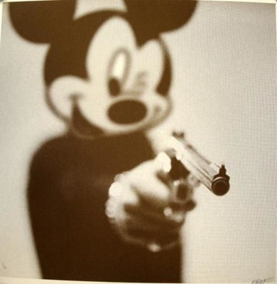 dubstepk1d:  Mickey Mouse