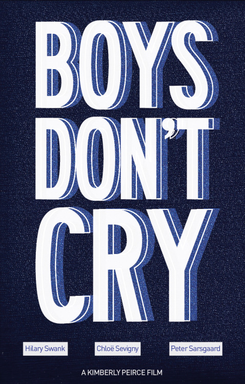 Boys Don't Cry by Gloire French