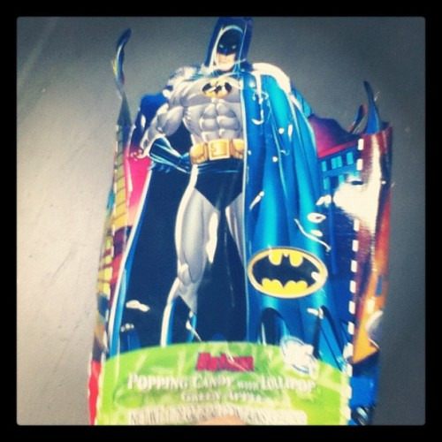 #batman #luvhim (Taken with Instagram)