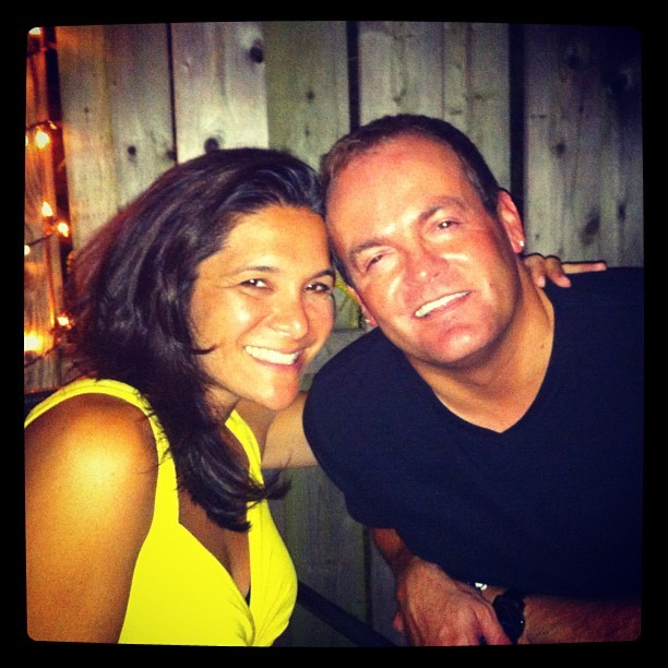 Teleia and Scottie #besties (Taken with Instagram at Oh Bar)