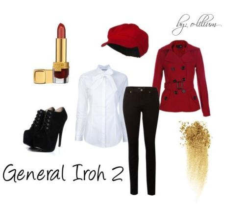 fandomfashions:  General Iroh 2 -H