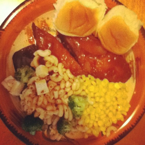 Dinner time #yum! (Taken with Instagram)