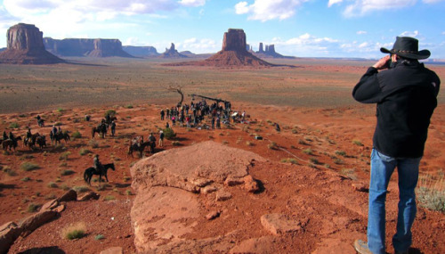 (via Scenic Photos From 'Lone Ranger' Set; Bruckheimer Says Film Is Almost Wrapped - ICTMN.com)
