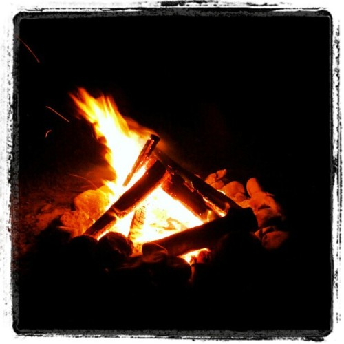 #Fire #peace  (Taken with Instagram at Reynolds Ponds)