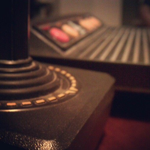 Atari  (Taken with Instagram)
