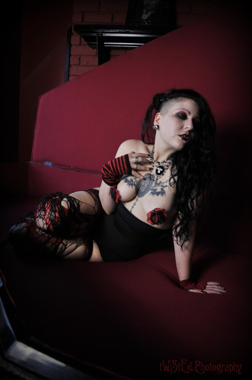 +dark thoughts+ photo by Twisted Photography pasties by Hypoxia Creations necklace by FairyDust Designs