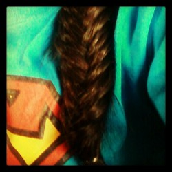#fishtailbraid #diy #personal (Taken with Instagram)