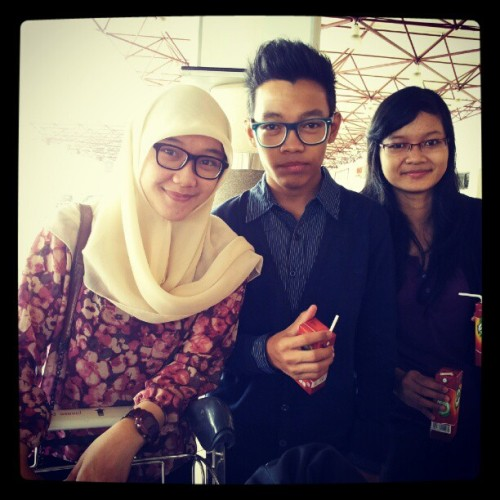 Gonna miss u guys @firdastyles @deviyea  (Taken with Instagram)