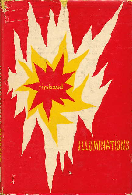 Illuminations cover by Alvin Lustig by Scott Lindberg on Flickr.