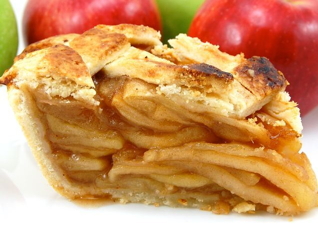 fuckyeahveganjunkfood:  (vegan) apple pie