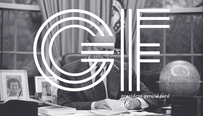 Thirty-Eighth President: Gerald Ford (1974-1977)