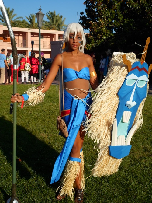 cosplayingwhileblack:  Character: Kidagakash (Kida)  Series: Atlantis: The Lost Empire  SUBMISSION