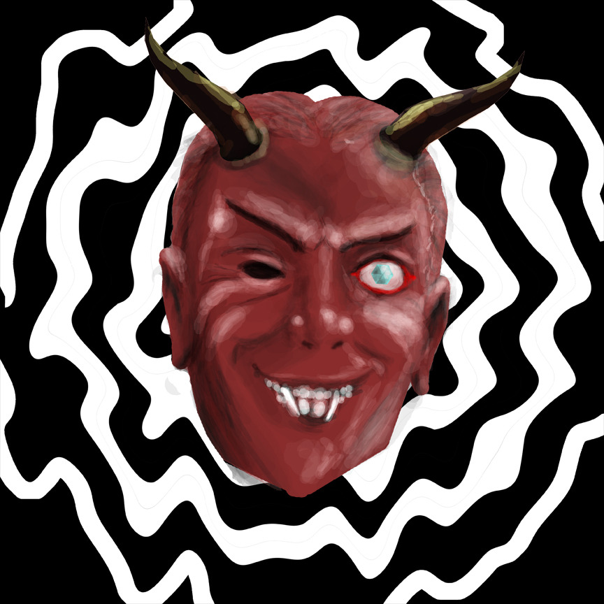 "ka-paz:  The weird little devil from the Twilight Zone Episode ""Nick of Time""  starring a young William Shatner."