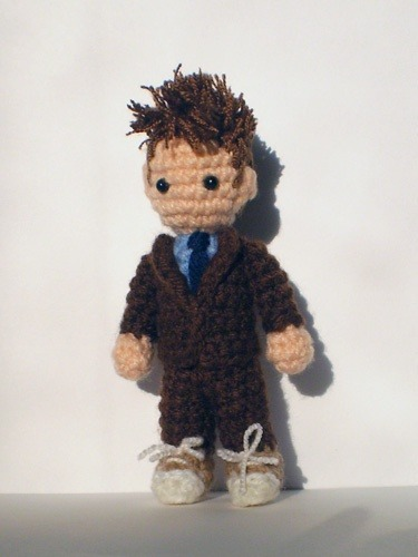 DIY 10th Doctor! Click picture for instructions!