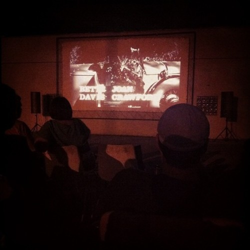 best night in forever  (Taken with Instagram at Corktown Cinema)
