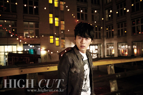 Hyun Bin In High Cut & Vogue Magazines, Next Stop – The Marines on We Heart It. http://weheartit.com/entry/20214421