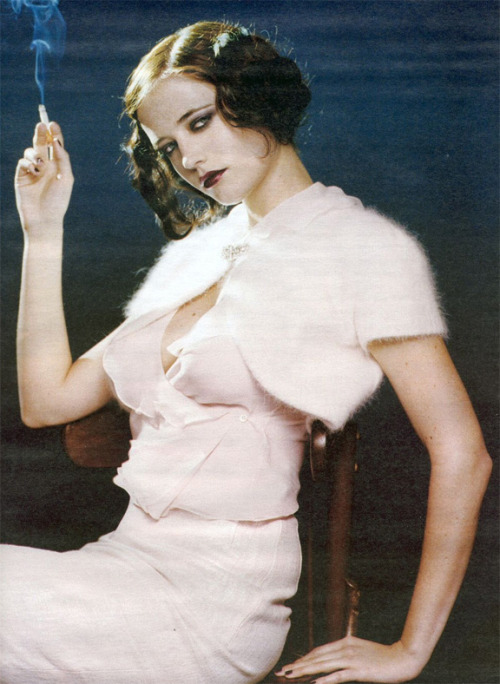 suicideblonde:  Eva Green