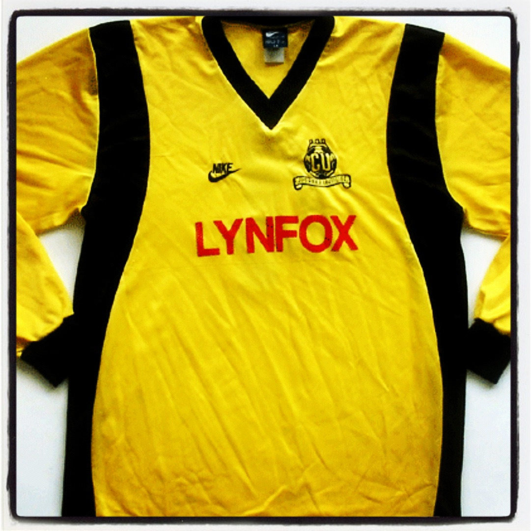 Cambridge United, Nike, 1986