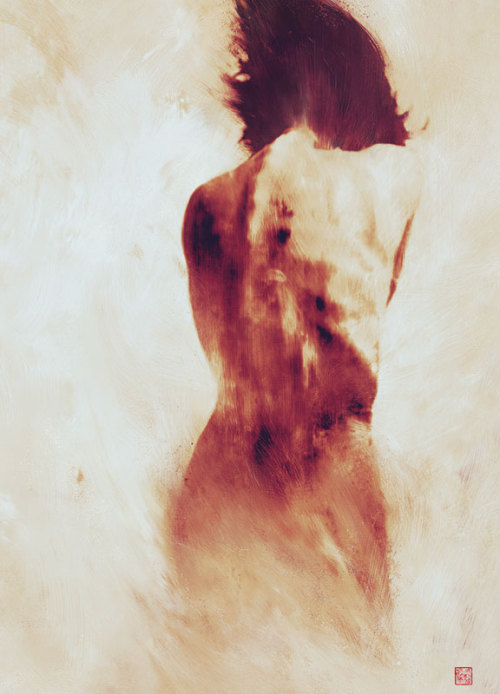 welovepaintings:  Within, by Simon Goinard