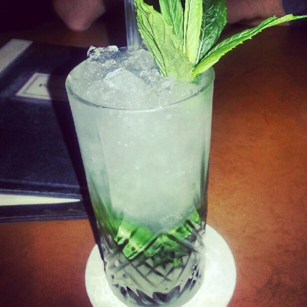 Mojito lovin in Sydney  (Taken with Instagram)