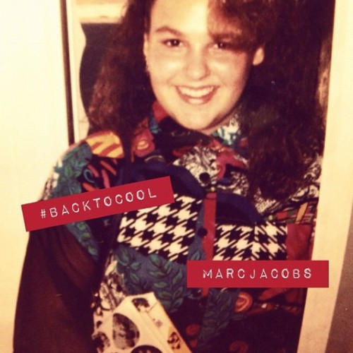 Tag your funny school pics @marcjacobsintl #backtocool to win MJ goodies Sept 5!