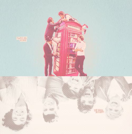 up all night ☛ take me home  <3