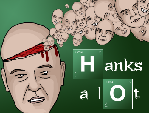chapmangamo:  I've started a line of Breaking Bad themed greetings cards in honour of the finale tonight.  PLZ FOLLOH MY NEW BLOG. It's full of drawings what I do when I get bored.