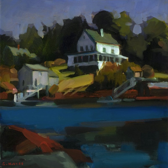 Connie Hayes -  Cottage At the Blue Edge, South Bristol