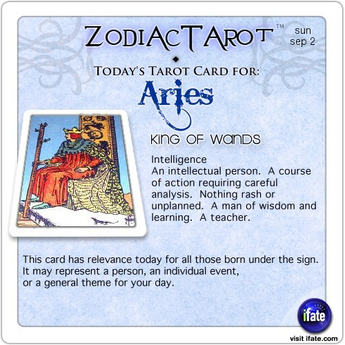 Click on ZodiacTarot for zodiac tarot cards for each sign.Click here for a free tarot reading :)