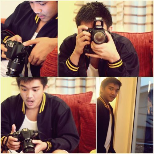 Kervin. :)  One of my favorite photographers. :)