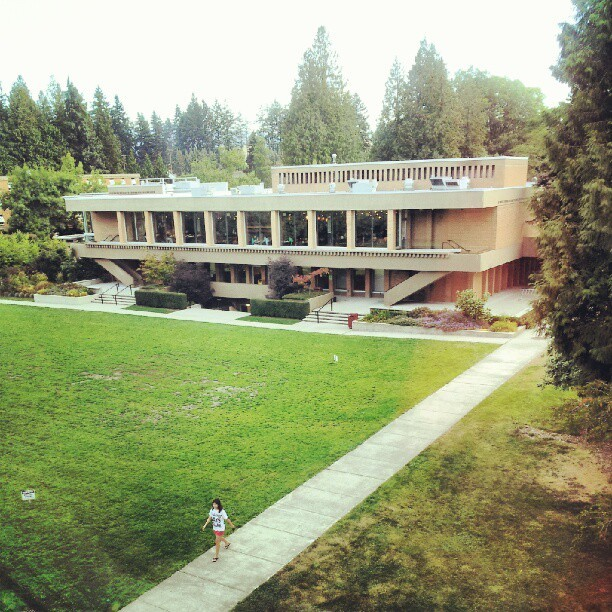 Good morning UBC (Taken with Instagram)