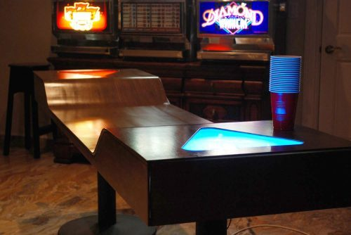 40 awesome beer pong tables