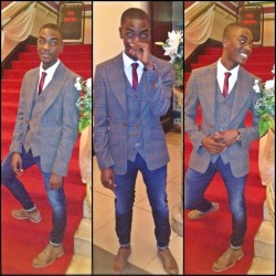 jeffbarlon:  Wedding flow! 👊😁# VivienneWestwood #Reiss #Diesel #Styling #Zara  (Taken with Instagram)