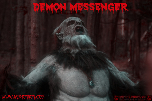 Labor Day, Demon Messenger DVD sale! Just use Code 4WV9NLVD and Save $7@ Checkout on this Original Independent Horror DVD. Now you can own it for only $13! https://www.createspace.com/335736 Plz Reblog & Support Independent Filmmakers!