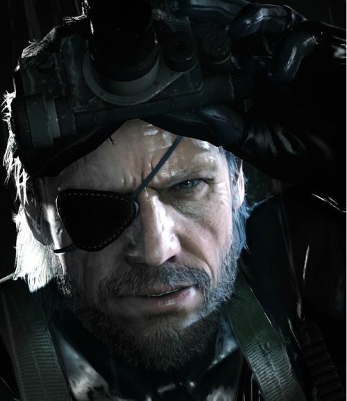 SNAKE IS BACK!!!!!!!! (MGS: Ground Zeroes)