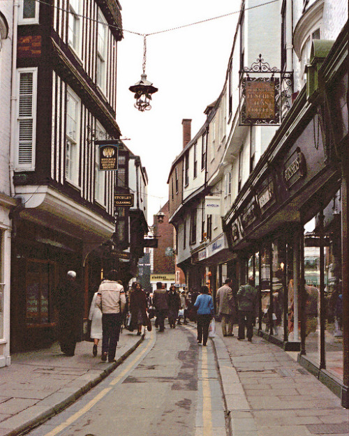 Canterbury by Non Paratus on Flickr.