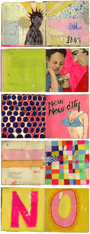 Sketchbook by Martha Rich