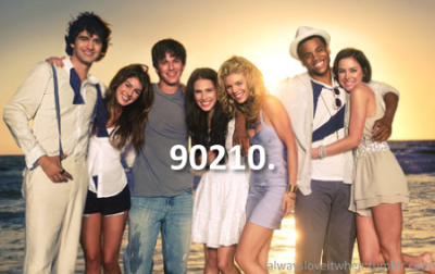 rawr-its-drea:  the cure to heartbreak. 90210 marathon<3