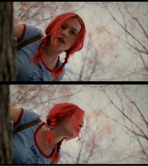 suicideblonde:  Eternal Sunshine of the Spotless Mind