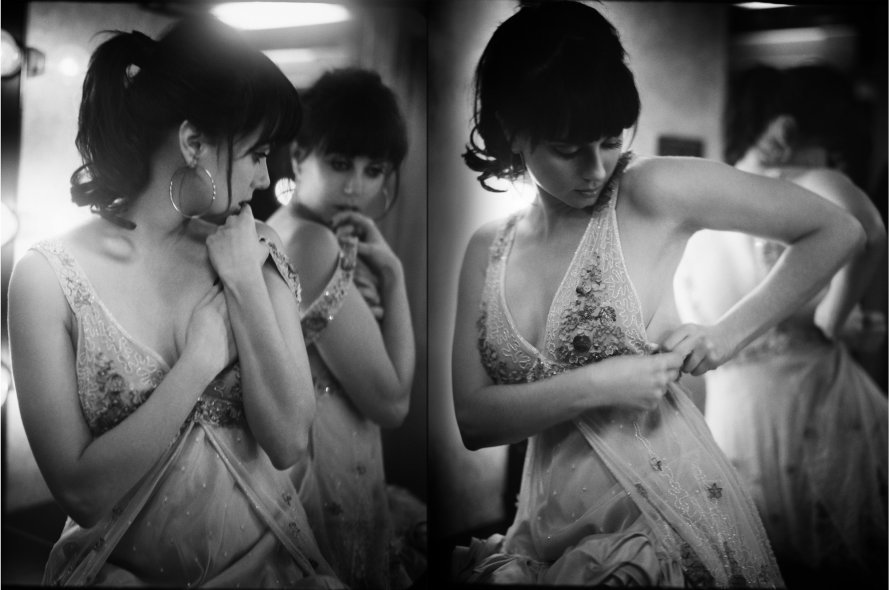 Mia Kirshner - Vogue Italia by Vincent Peters, February 2007