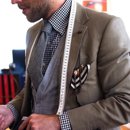 mr-moderngentleman:  The tailor  Il Sarto