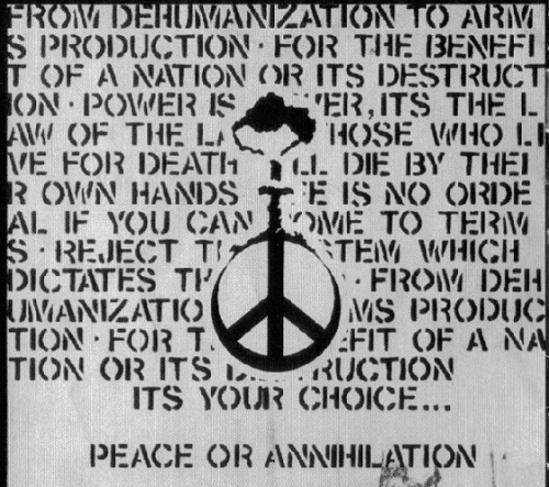 More crucifix. This is the opening speech thing from the dehumanization album.
