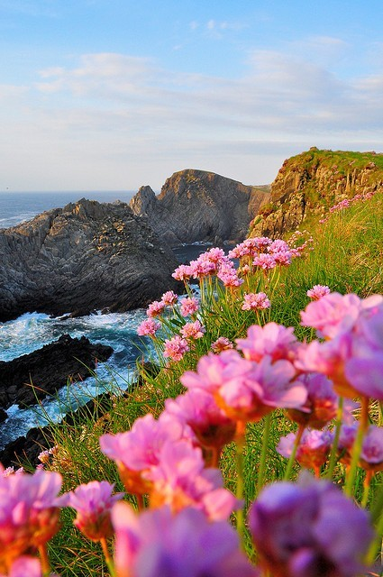 Cionn Mhálanna (Malin Head), Ireland's most northerly point