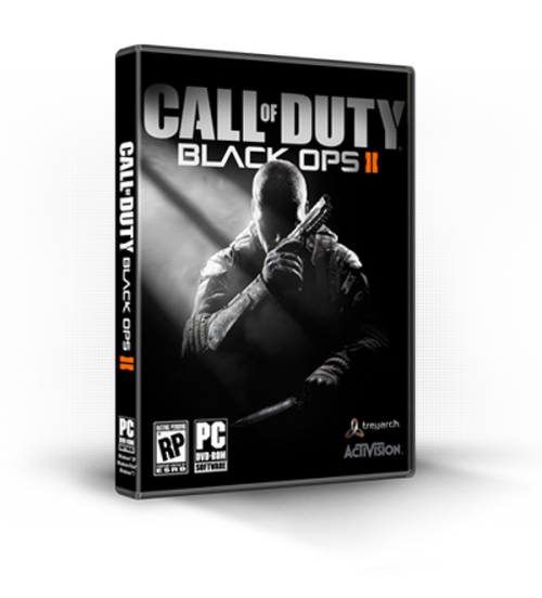 BLACK OPS 2 PC SPECS REVEALED A blog post on the Call of Duty website has been made detailing the minimum specs for Black Ops 2 on PC. They are as follows:  OS: Windows Vista SP2 or Windows 7CPU: Intel Core2 Duo E8200 2.66 GHz or AMD Phenom X3 8750 2.4 GHzMemory: 2GB for 32-bit OS or 4GB for 64-bit OSVideo Card: Nvidia GeForce 8800GT 512 MB or ATI Radeon HD 3870 512 MB  You can read the whole blog post clicking here. - Tyson