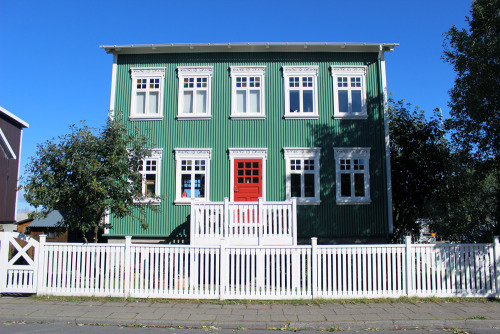 i found a house for gjennyg, but it's in iceland…