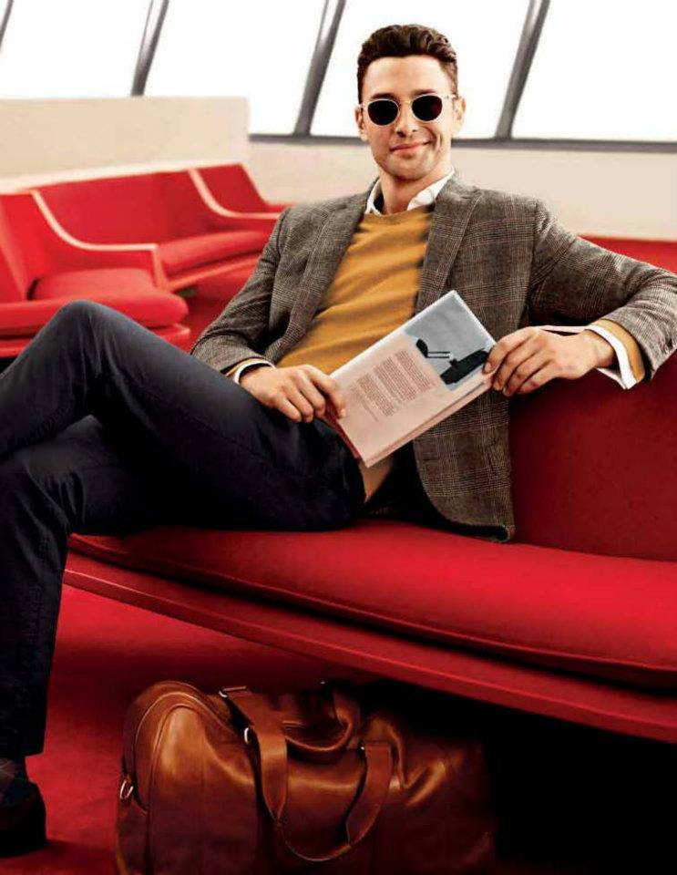mensfashionworld:  Banana Republic Fall/Winter 2012