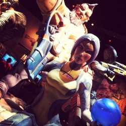 I can't wait for Borderlands 2! #PAX