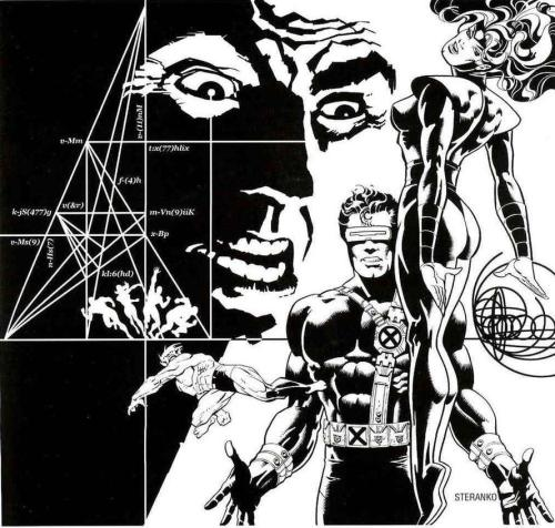 The X-Men by Steranko