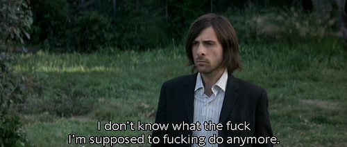I'm with you Jason Schwartzman